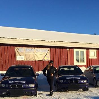 Icedrive Sweden Hospitality Staff Bensons Agency