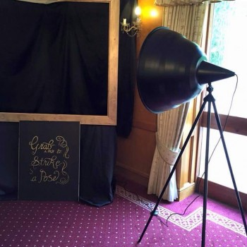 Photo Booth Bensons Agency