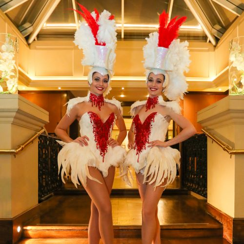 Benson's Showgirls London