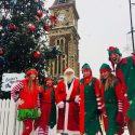 Christmas grotto staff