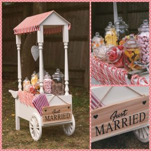 Bensons Wheelie Beautiful Vintage Sweet Cart Now Available To