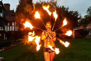 private-party-fire-performer