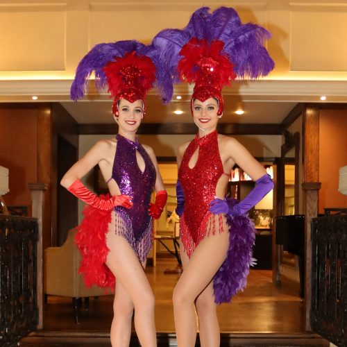 Glamorous Showgirls London